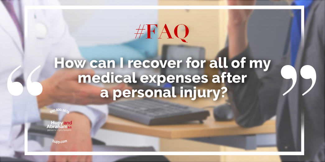 Recover Medical Expenses After Personal Injury