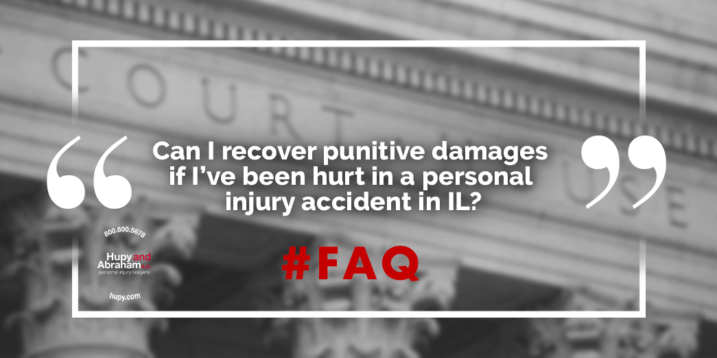 Punitive Damages Following A Personal Injury