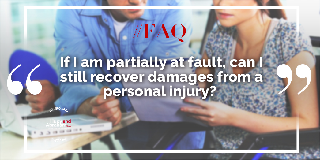 Recovering Damages When You're Personally Responsible For Accident