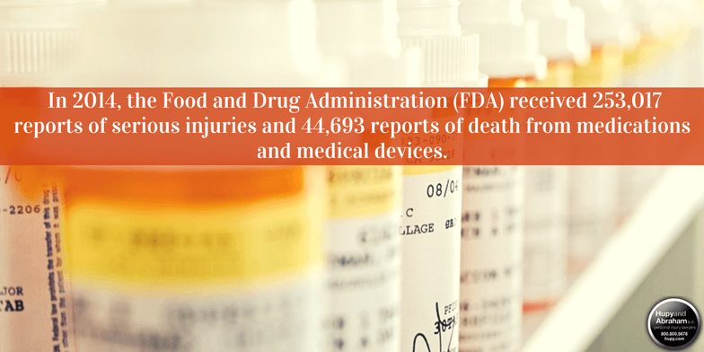 Some dangerous medications can cause lifelong or life-ending injuries to patients