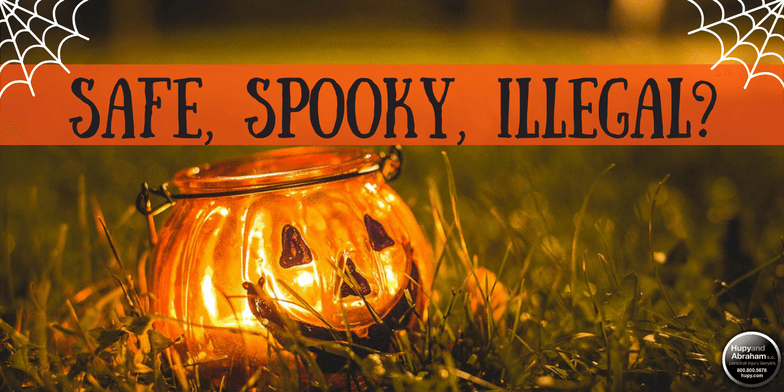 Take our Halloween safety quiz today!