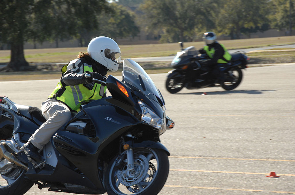 Army National Guard MSF Sportbike Rider Certification Course