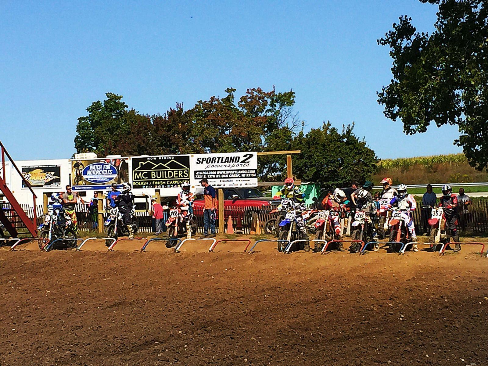 Aztalan Motocross Races
