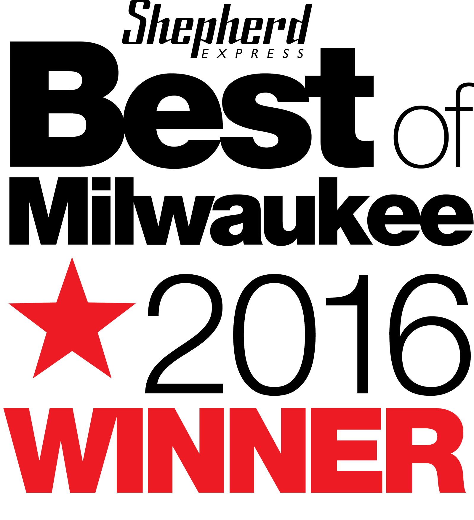 Best of Milwaukee winnder logo