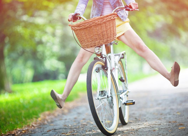 the benefits of biking to work