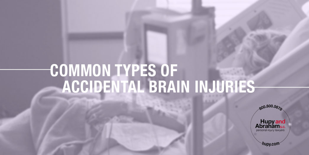 Hospital patient with Brain Injury