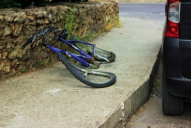A broken bicycle should not be your last memory of your child.