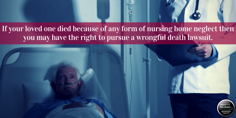 You may be able to collect damages after a wrongful death caused by nursing home abuse or neglect