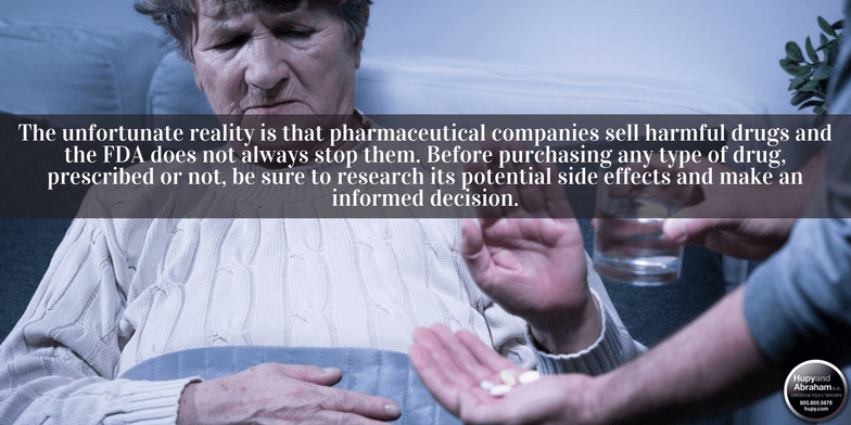 Manufacturers have marketed many drugs that, overall, are more dangerous than helpful