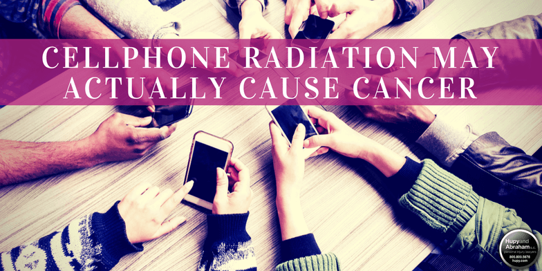 Image Representing Cellphone Radiation May Actually Cause Cancer