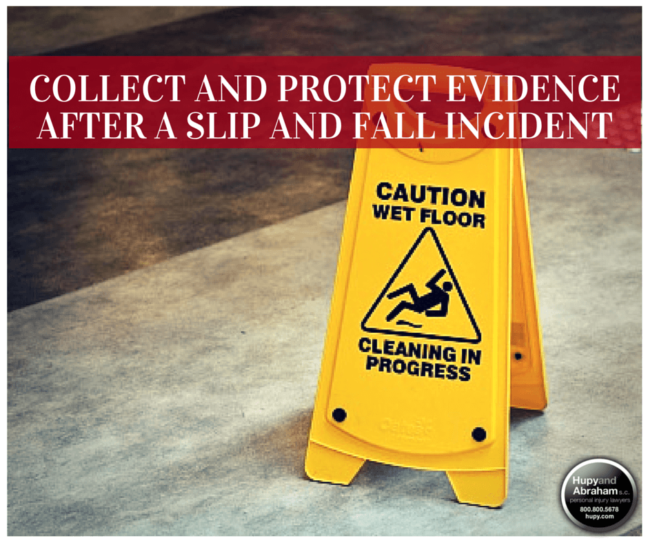 You will need to gather persuasive evidence to win your slip and fall case