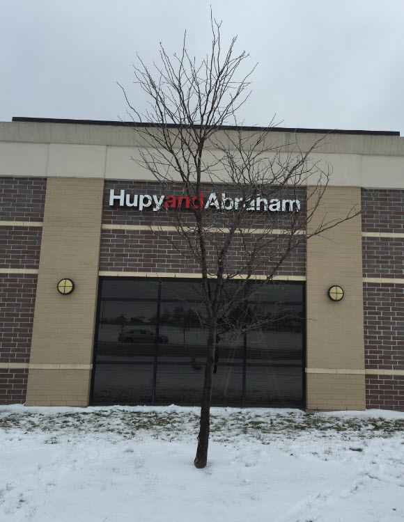 New office space in Rockford for Hupy and Abraham