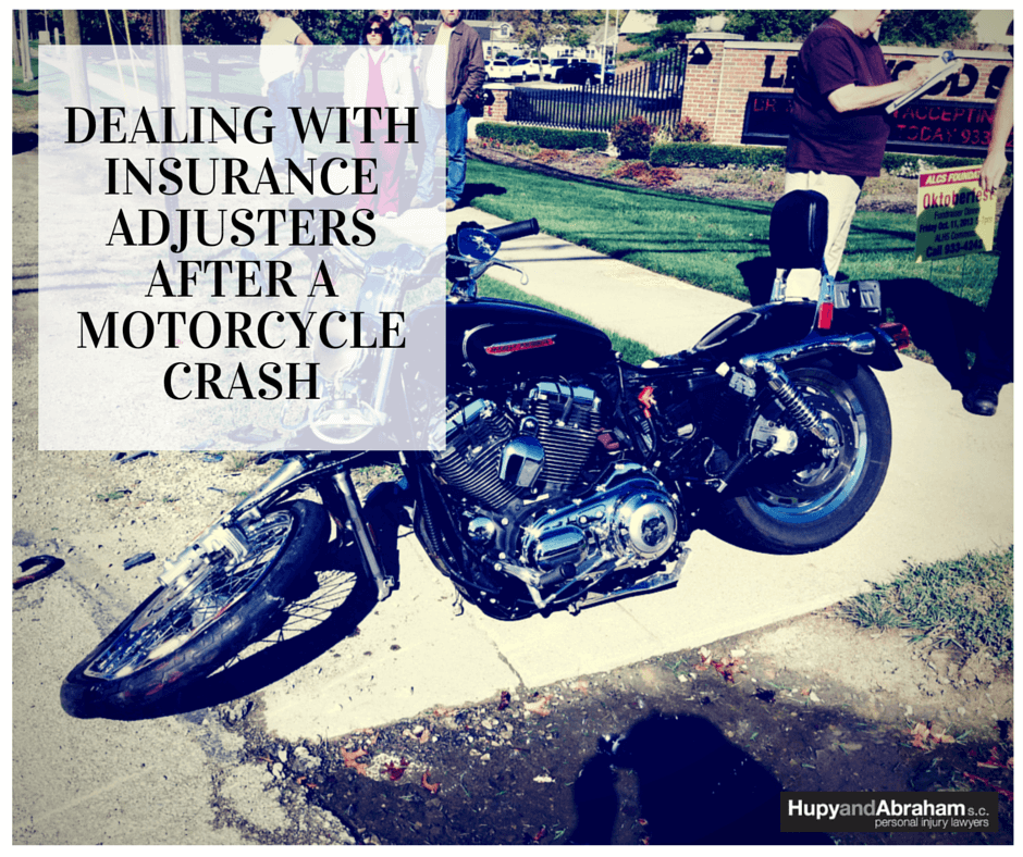 Don't expect the insurance adjuster to offer full value for your claim