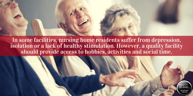 Here are some hobbies to help protect nursing home residents from depression and isolation.