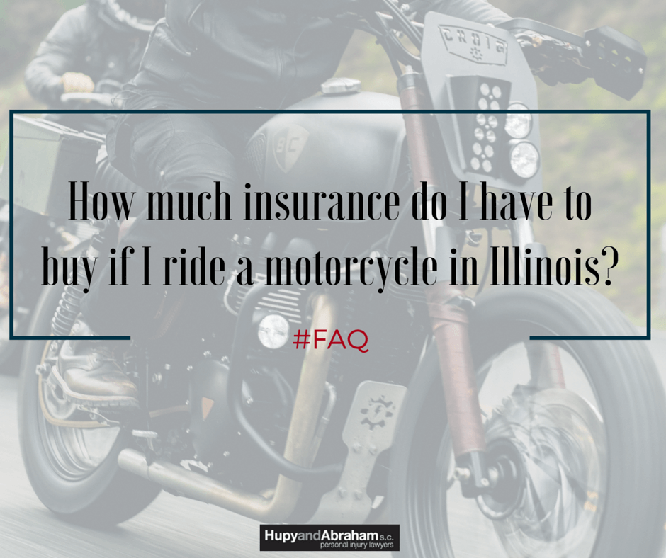 Take care to purchase adequate motorcycle insurance coverage