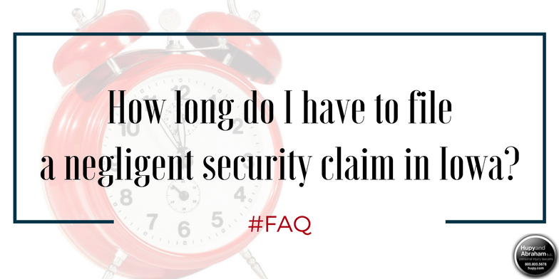 Time could be running out to file your claim.