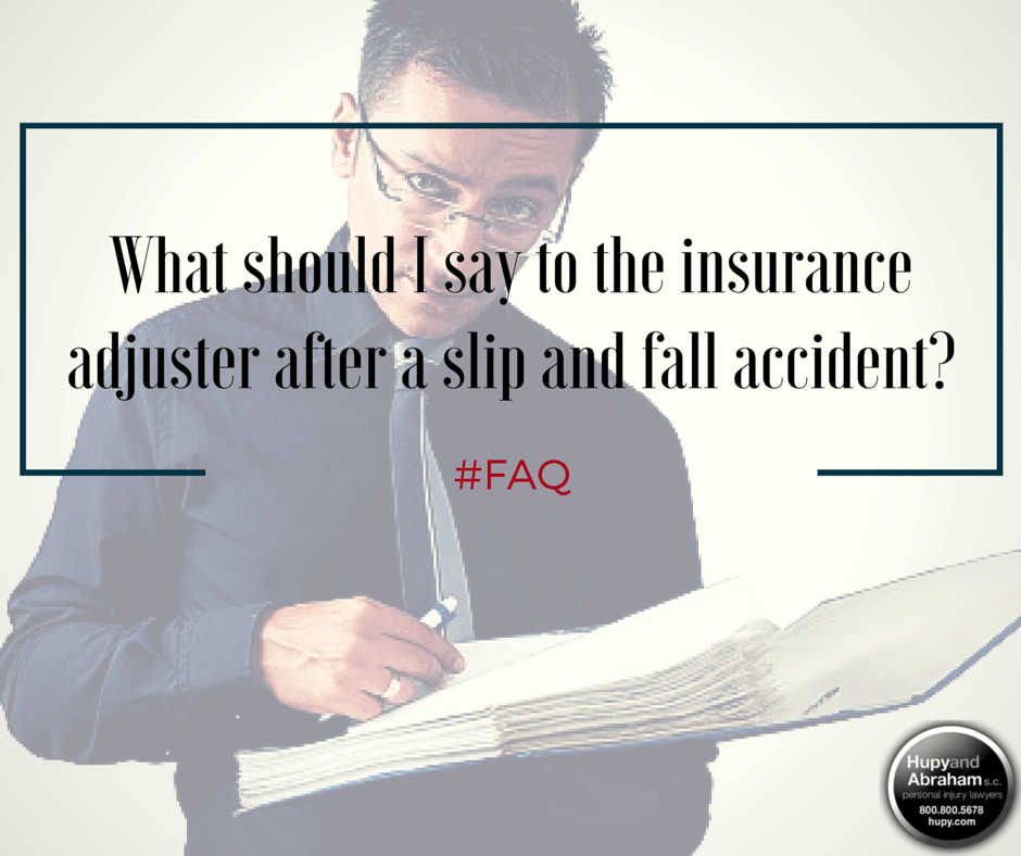 Don't let a suspicious insurance adjuster browbeat you into a hasty settlement