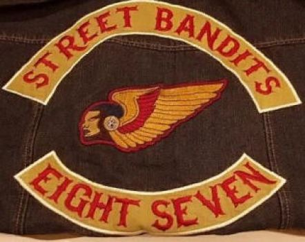 Street Bandits Eight Seven Jacket