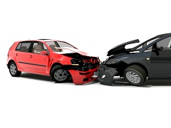 Head-on car crashes are often caused by intoxicated or distracted driving