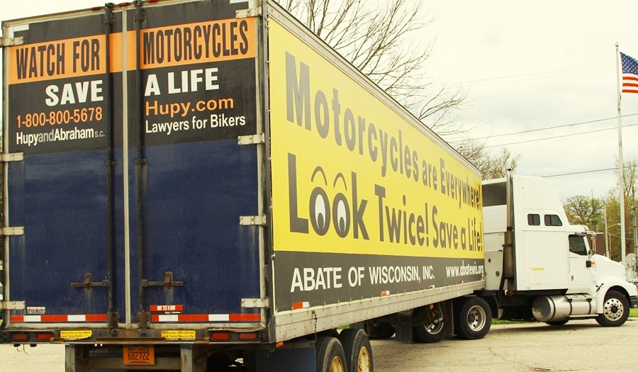 Watch For Motorcycles