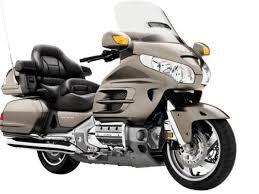 Honda GL-1800 motorcycle