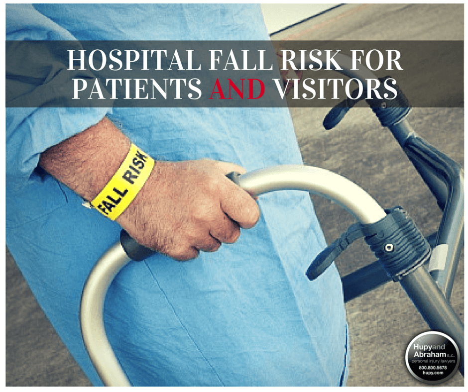 Most hospital slip and fall accidents are preventable