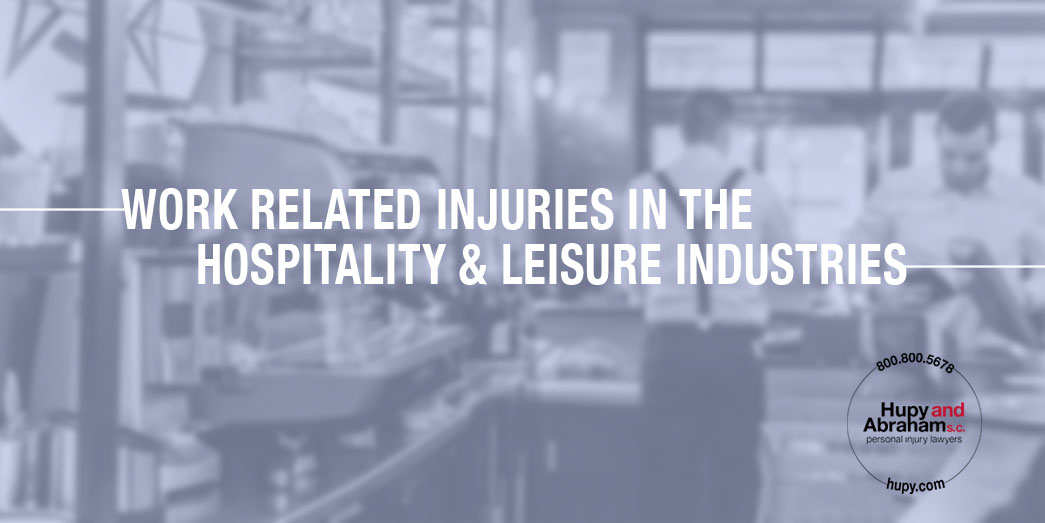 Hospitality Work Related Injury