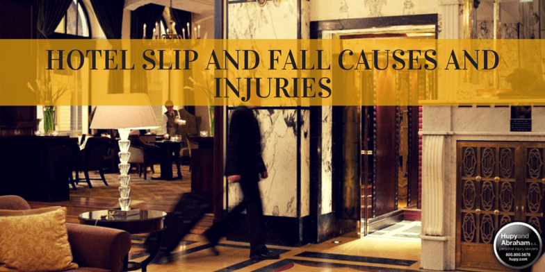 When hotels overlook their responsibilities, guests can be hurt in slip and fall accidents