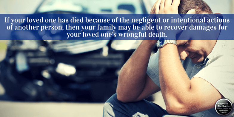 Negligent or malicious acts can lead to a wrongful death