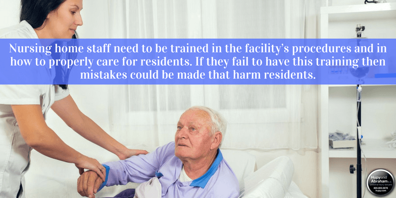 Nursing home abuse or neglect can happen for many reasons