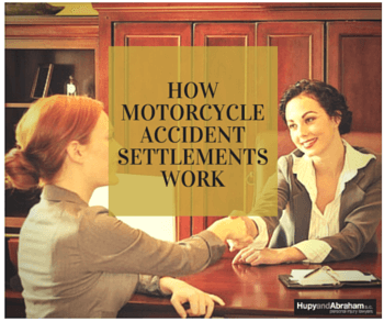 You're more likely to get a fair settlement if you are represented by a lawyer
