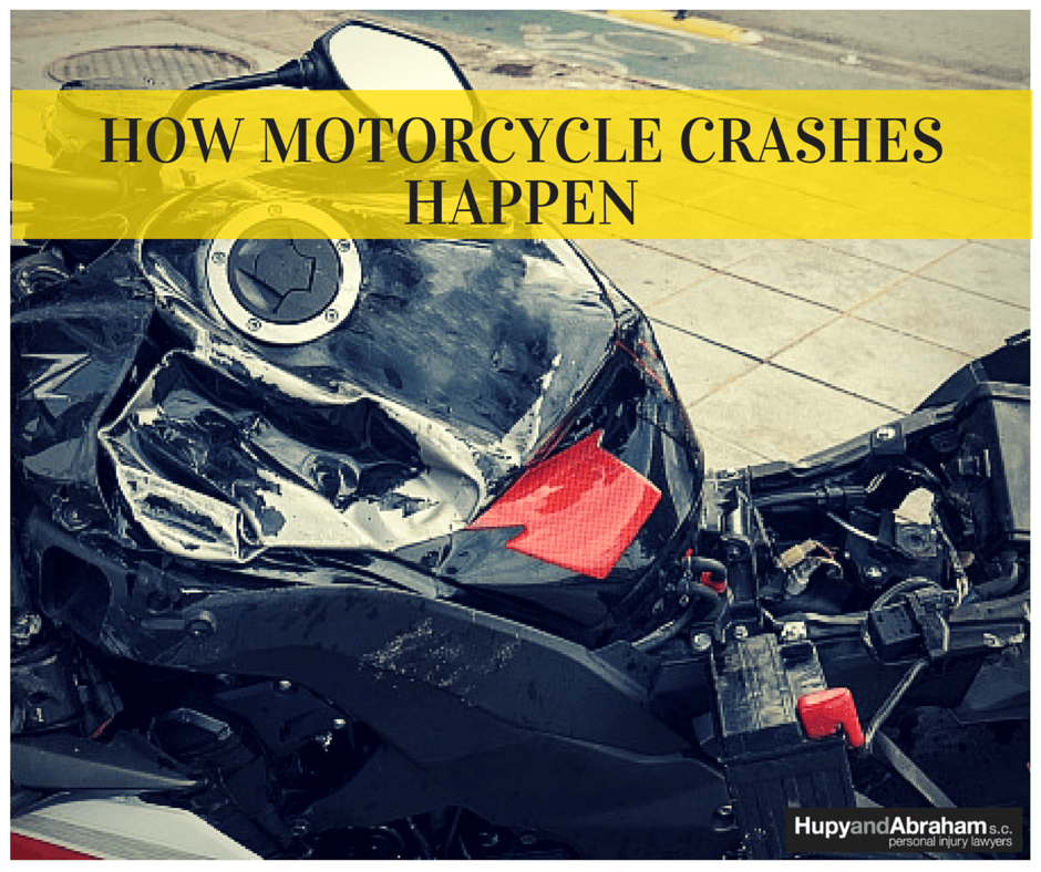 The type of motorcycle accident you experience could affect your financial recovery