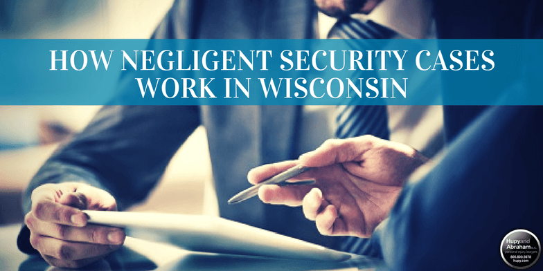 Plan strategy for your negligent security case with an experienced injury attorney