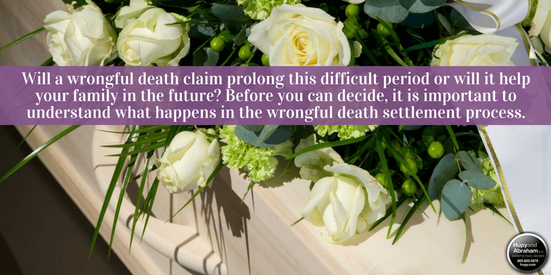 Pursuing a wrongful death lawsuit is a complicated step-by-step process