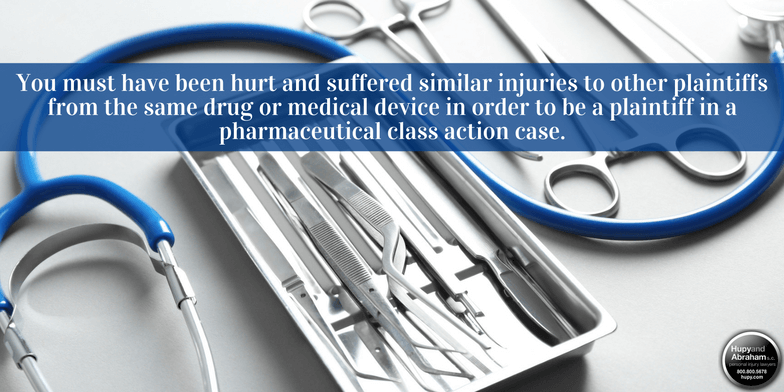 After a medical injury, you need to know your rights under class action litigation