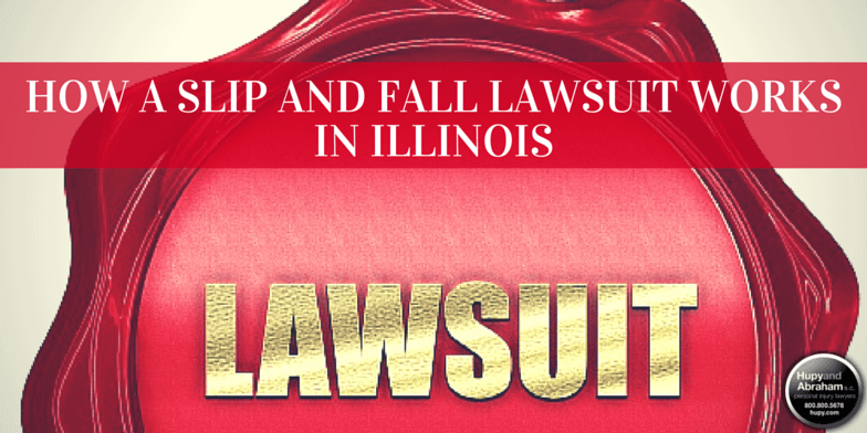 A lawsuit may be the only way to recover your losses after a trip, fall, or slip accident