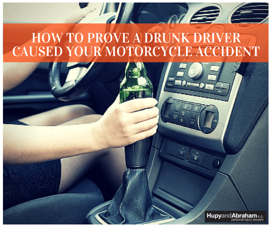 Intoxicated drivers often cause motorcycle accidents in Iowa