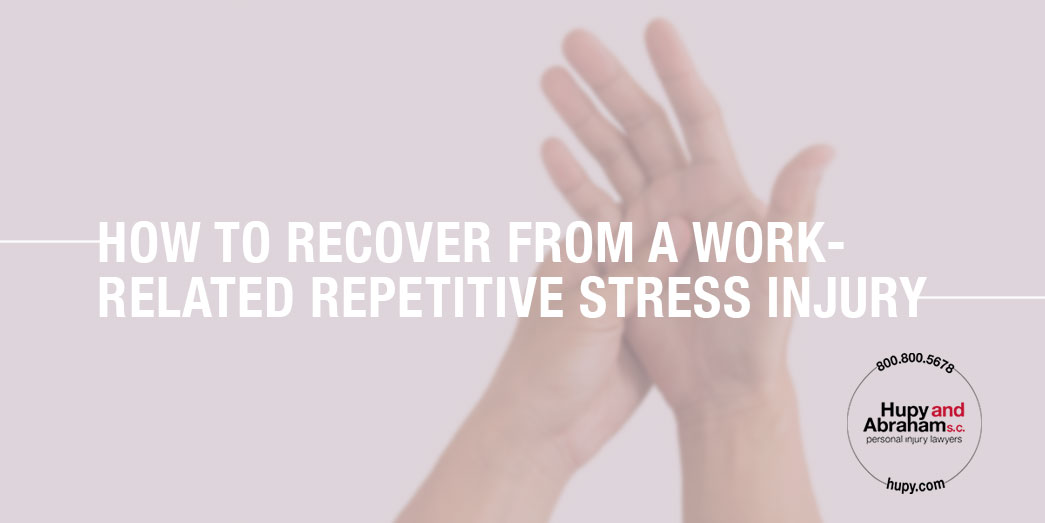 How to recover from repetitice
