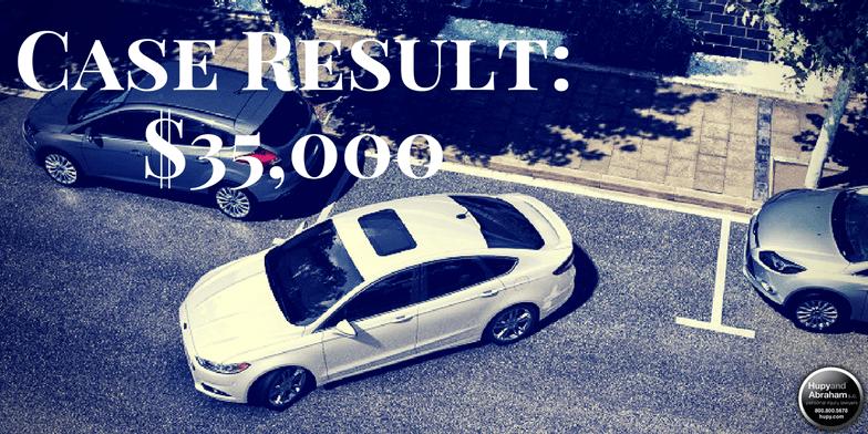 Case Result: $35,000