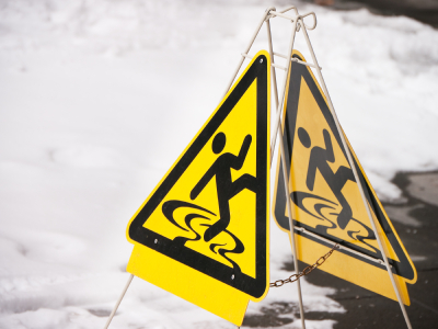 Wisconsin slip and fall injuries