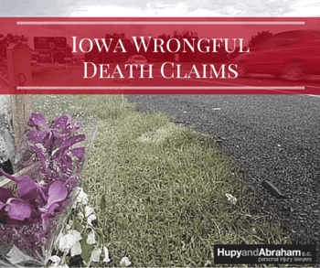 Iowa Wrongful Death Claim