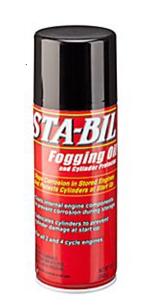 Sta-bil foggin oil