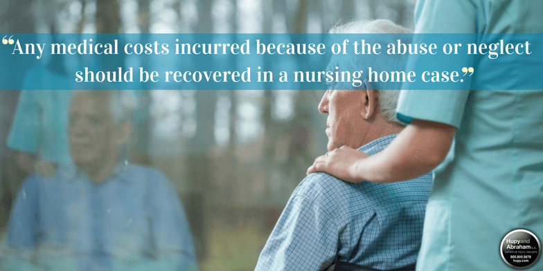 You or your loved one may win damages after an episode of abuse or neglect in a nursing home