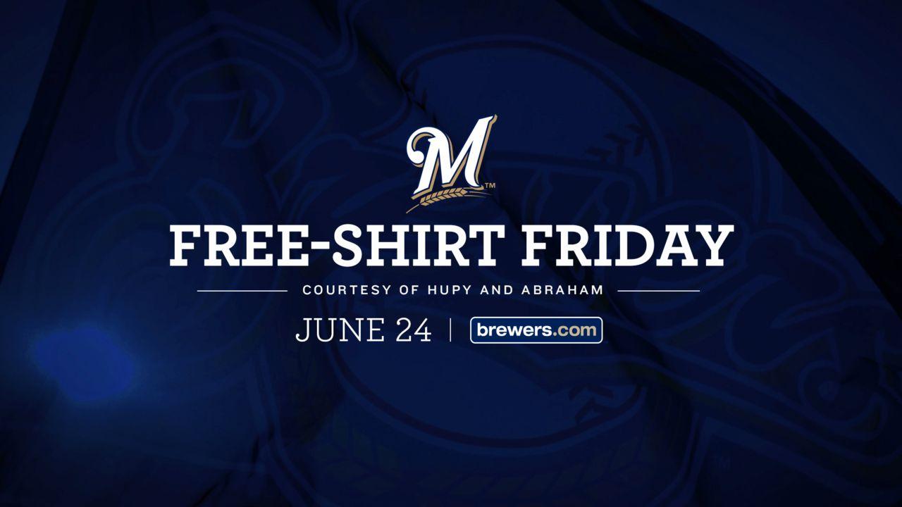 Free shirt Friday