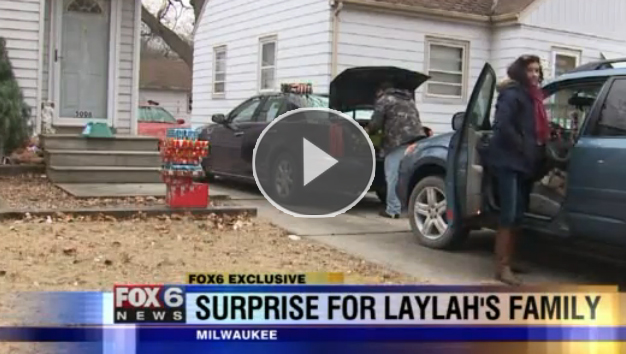 Attorney Michael Hupy Visits Family of Laylah Petersen in the news