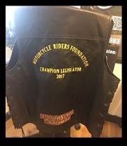 motorcycle riders foundation legislator vests