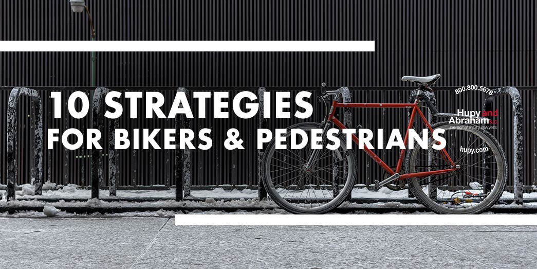 Safety Strategies For Bikers & Pedestrians