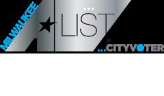 Logo of Milwaukee A List Cityvoter