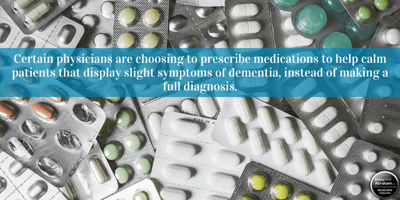 Nursing Home Neglect and Psychiatric Medication Abuse