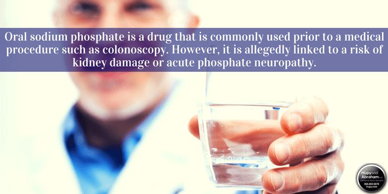 Image Representing Oral Sodium Phosphate: Is It Safe?